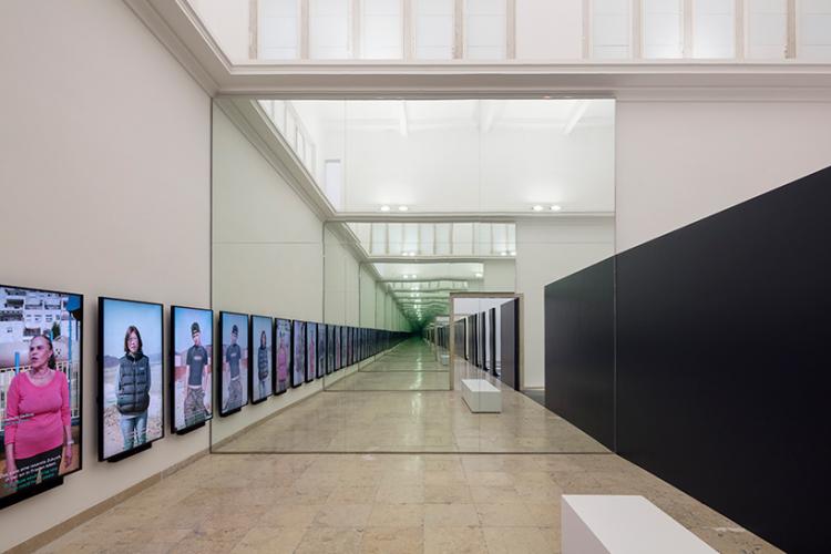 Foto da Bienal de Veneza