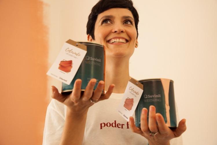 paleta la dolce vita da suvinil em parceria com Westwing