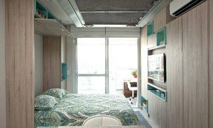 Andrade&Mello Arquitetura sugerem cinco dicas para apartamentos compactos