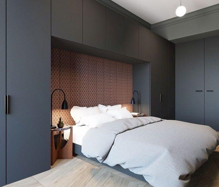 Armário com cama embutida, dicas com 10 imagens para te inspirar