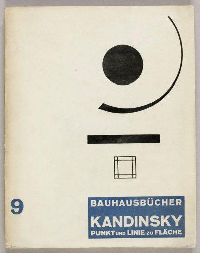 100 anos da Escola Bauhaus e 10 fatos sobre a escola mais famosa do mundo. Cartaz Kandinsky