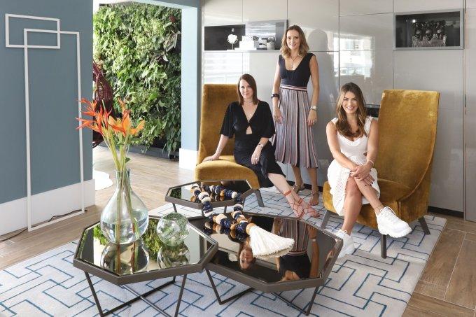 Spaço Interior assina projeto da casa nova da influenciadora Mari Saad.