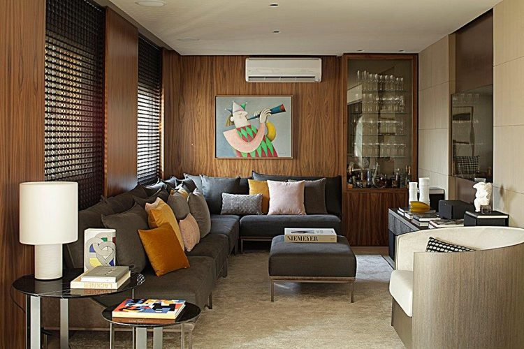 home theather assinado por denise barretto