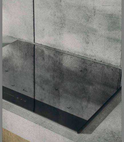 A nova coleção de eletrodomésticos da Gorenje foi desenhada por um dos designers mais originais da atualidade, reconhecido em todo o mundo, Philippe Starck. Cooktop espelhado.