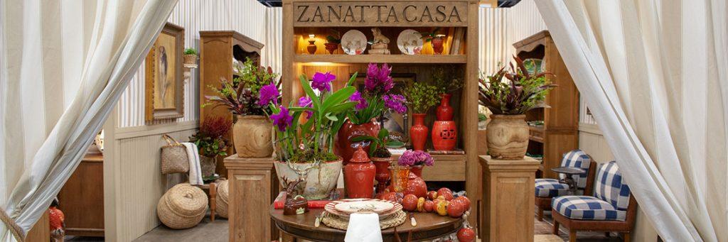 Outlets de decoração, loja da Zanatta .