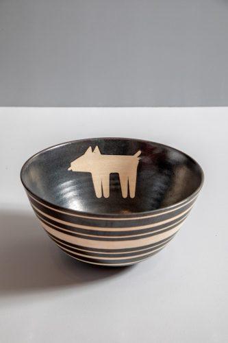 O tempo da cerâmica', livro de uma das mais requisitadas ceramistas do país, Denise Stewart. Bowl linha rex
