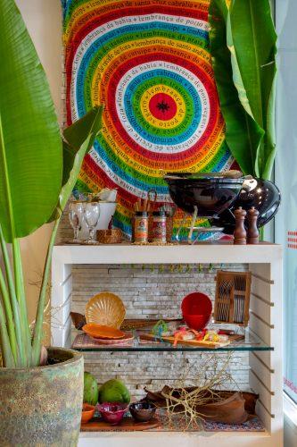 CasaShopping apresenta as tendências da decoração em mostra com mais de 70 ambientes, a partir de 4 de abril. Vitrine de Andrea Figari