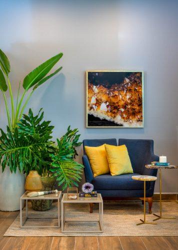 CasaShopping apresenta as tendências da decoração em mostra com mais de 70 ambientes, a partir de 4 de abril. Ambiente Camila Fleck