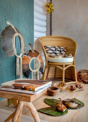 CasaShopping apresenta as tendências da decoração em mostra com mais de 70 ambientes, a partir de 4 de abril. Vitrine Rachel França
