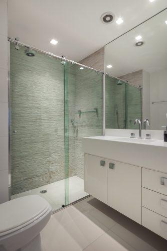 banheiro assinado por Cactus Arquitetura