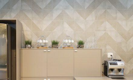 Porcelanatos de grandes formatos chegam ao mercado e trazem novo conceito para o design de interiores
