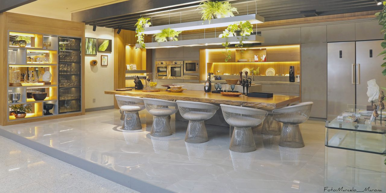 Confira os destaques e tendências apresentados na Mostra RioMar Casa
