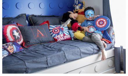 5 opções de quartos infantis para pirar seus ocupantes, pelo Escritório Martins Valente