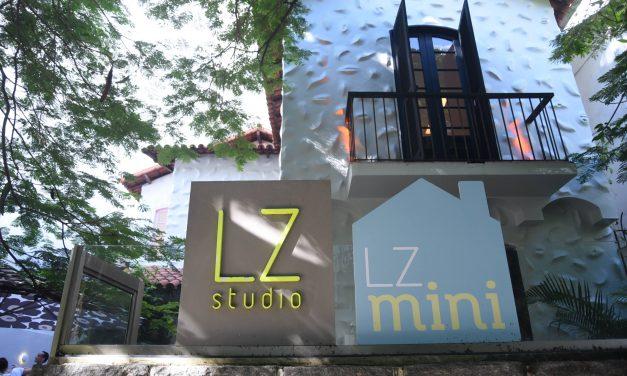 Bazar solidário na LZ Studio