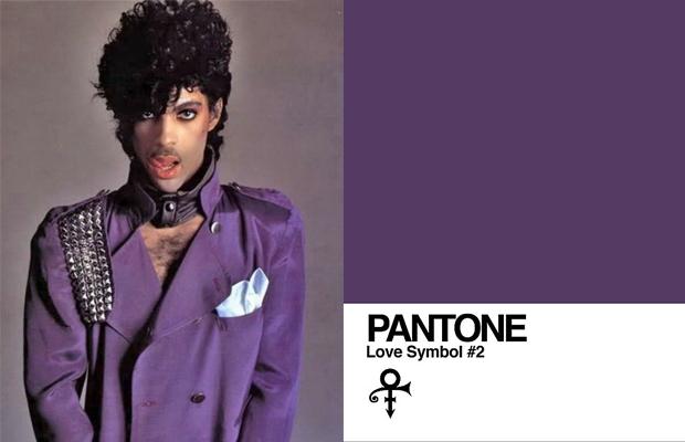 Os signos e suas cores na decoração, cor roxo para o signo de sagitário. Cor da Pantone, roxo love symbol em homenagem ao cantor Prince