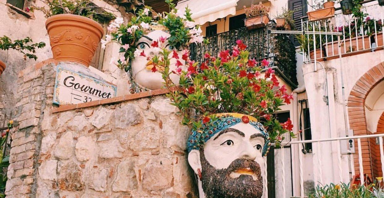 Perdendo a cabeça na Sicília!