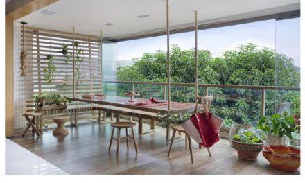 Apartamento com ares de casa assinado por Roberta Devisate