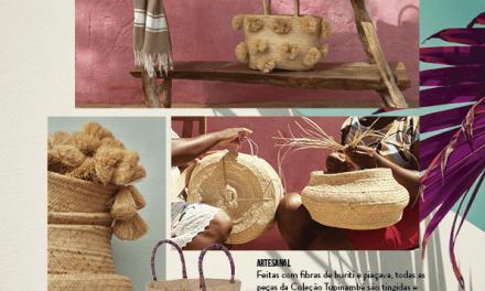 Westwing+Projeto Akra lançam a Coleção Tupinambá