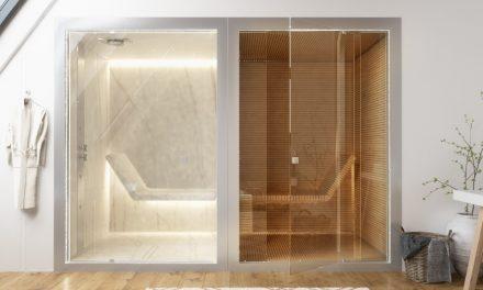 Coleção Saunas por Fabiano Ravaglia