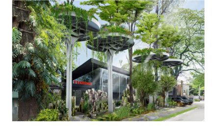 Florense inaugura loja que é referencia no cenário arquitetônico paulista