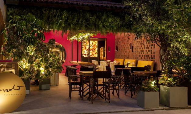 David Bastos assina restaurante Amado na CASACOR Bahia 2019
