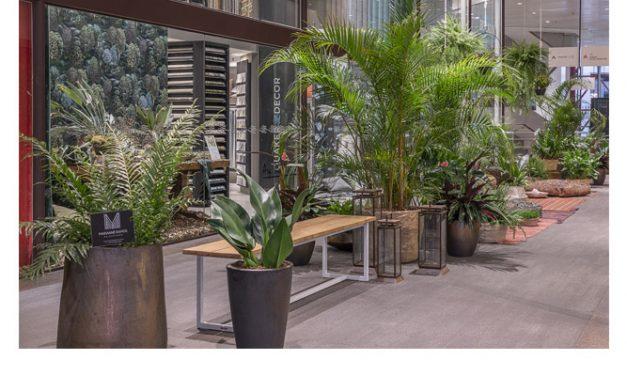 """Marianne Ramos assina """"Varanda Boho"""" na 1° mostra do D&D Garden Design"""