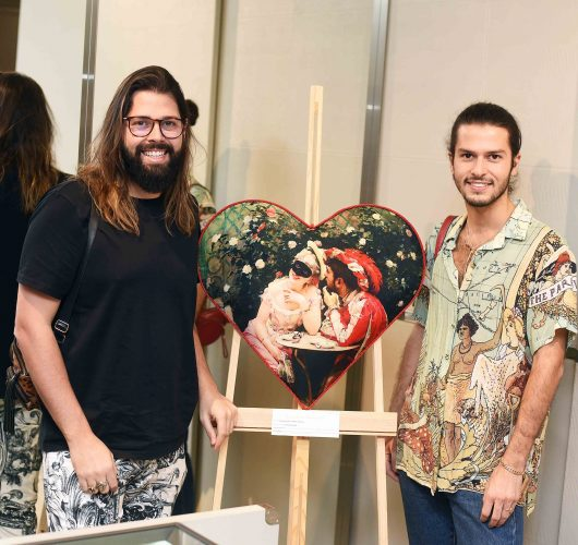 Thomaz Azulay e Patrick Doering
