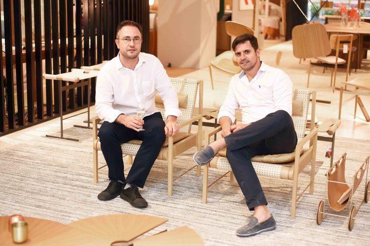 Bruno de Carvalho e Rodrigo Barbosa.