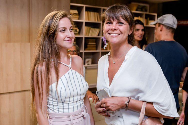 Iulia Kondrashova e Polina Astakhova