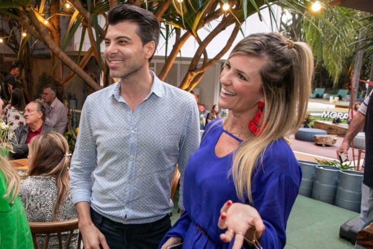 Henrique Freneda e Carla Pietrovski. Foto: Fernando Torres