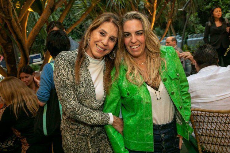 Ligia e Sabrina Schuback.<br /> Foto: Fernando Torres