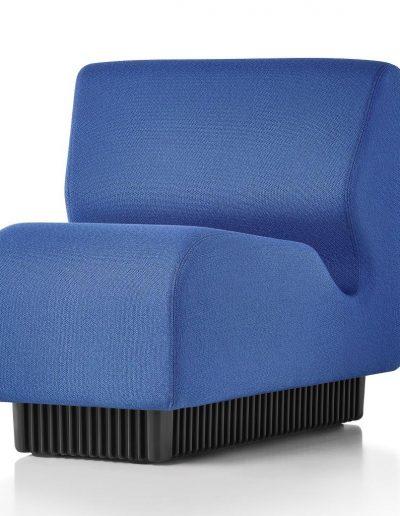 Assento modular Chadwick, da Herman Miller para Novo Ambiente
