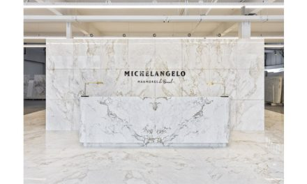 Michelangelo Mármores do Brasil está de cara nova