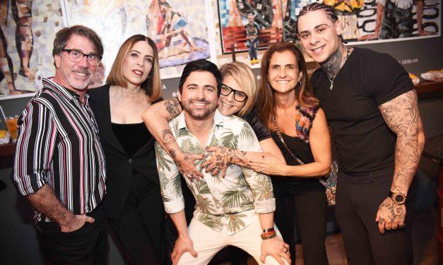 Anderson Thives inaugura a mostra RIO, Relações Interpessoais Oníricas