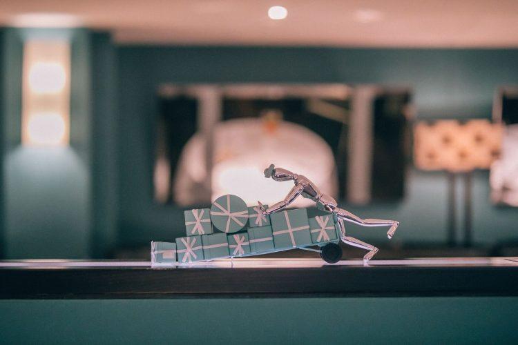 seis arvores de Natal mais luxosas do planeta.