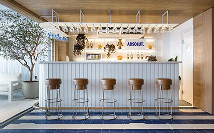 Gabriel Bordin assina o décor dos restaurantes mais descolados de Santa Catarina