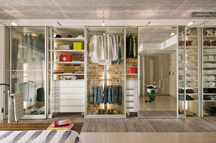 3 dicas para montar um closet funcional