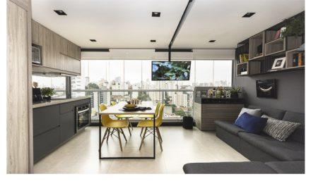 34 m2 de funcionalidade