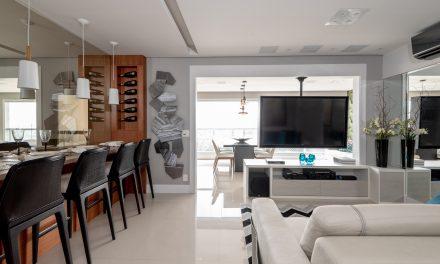 Projeto esbanja conforto e soluções customizadas para a família
