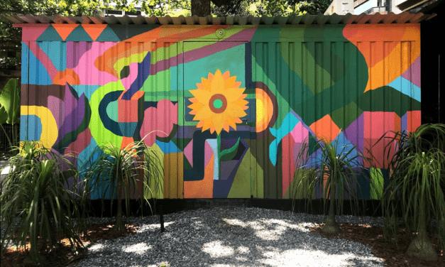 Studio Travellero desenvolve trabalhos de muralismo no Rio e em SP
