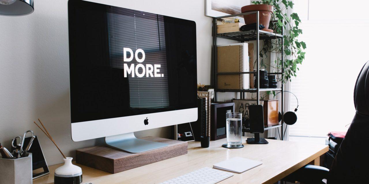 Home Office: como organizar o seu espaço e manter a produtividade