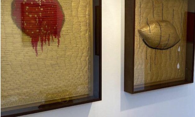 """""""Segredos e Sussuros"""" nova exposição em SP da artista plástica Anna Paola Protasio"""