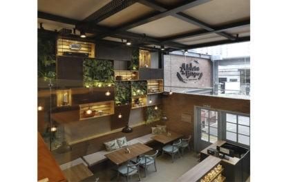 Padaria Artesanal tem projeto industrial urbano