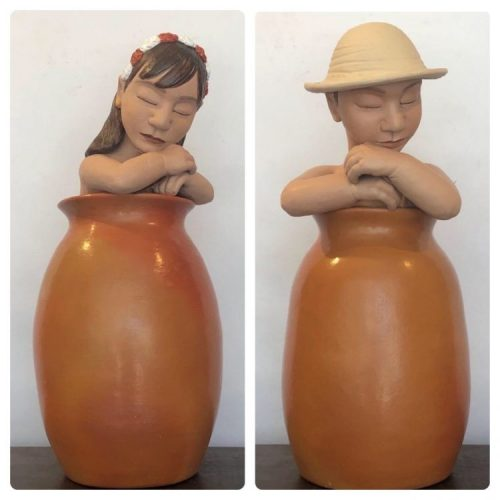 Arte popular brasileira, bonecas do Vale do Jequitinhonha