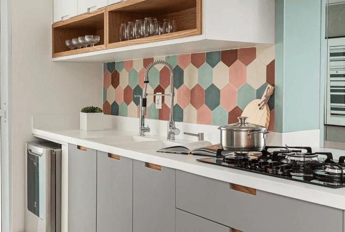 BACKSPLASH – Recurso pode revigorar o visual da sua cozinha