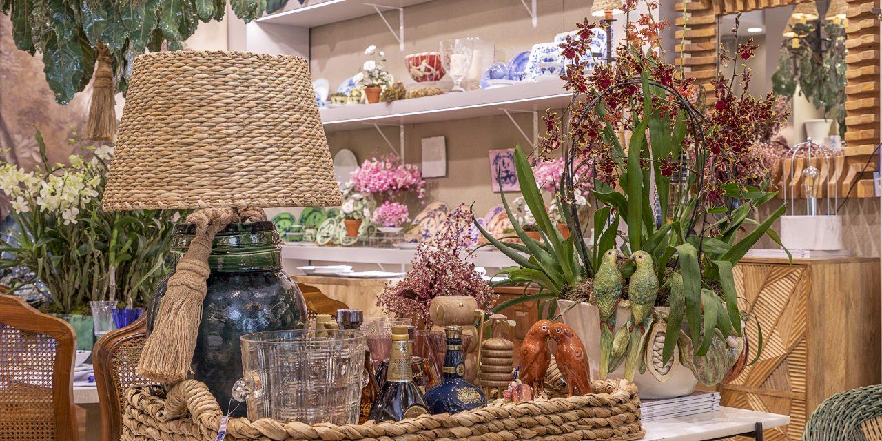 Flagship de móveis e objetos decorativos inaugura no Shopping Cidade Jardim, em São Paulo.