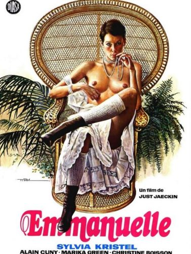 Cartaz do filem Emmanuelle