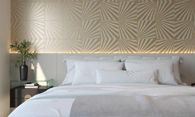 Paredes Geométricas: decoração traz modernidade para ambientes