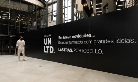 Mostra Unlimited Portobello apresenta as lastras, futuro dos revestimentos, pelo olhar de grandes nomes da arquitetura e do design