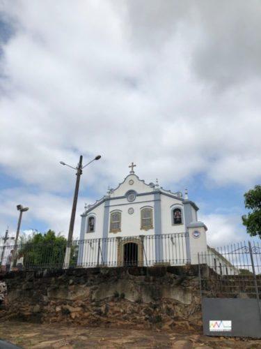 Foto da Igreja Matriz de Santo Antonio em Tiradentes , Mina Gerais